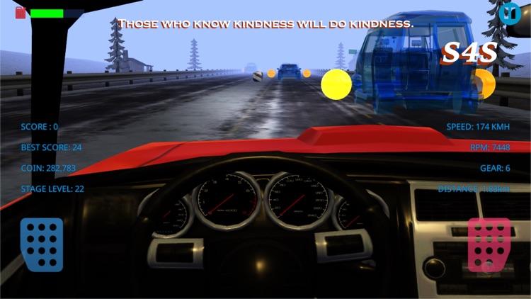 Speed for Soul : 3D Car Racing screenshot-4