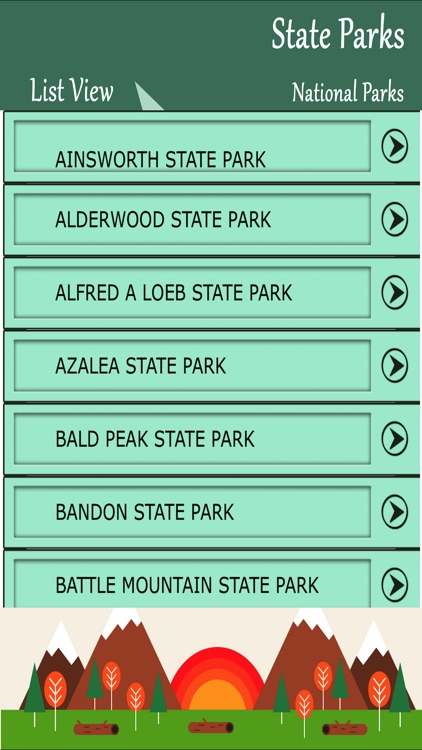 State Parks In Oregon screenshot-3