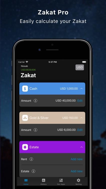Zakat Pro for Muslim الزكاة
