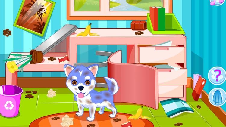 Puppy games & kitty game salon screenshot-3