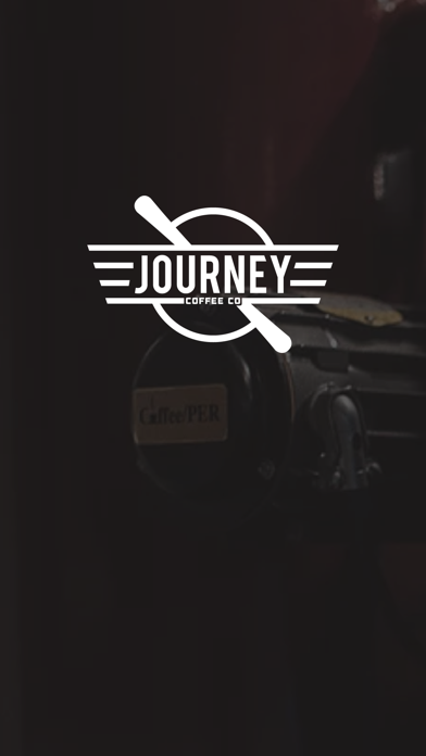 Journey Coffee Co. screenshot one