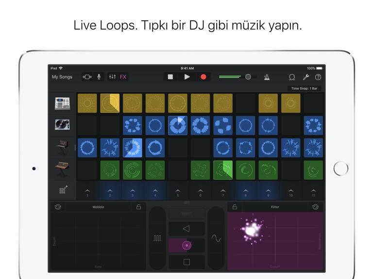 iPad Ekran Görüntüsü 4