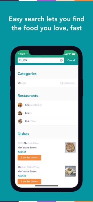 Careem NOW: Food Delivery on the App Store
