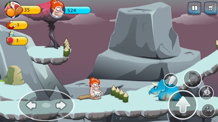Angry Gran Run : Running Game screenshot-3