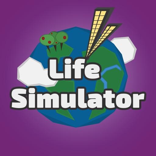 Life Simulator 2017 by Brandon Sidebottom