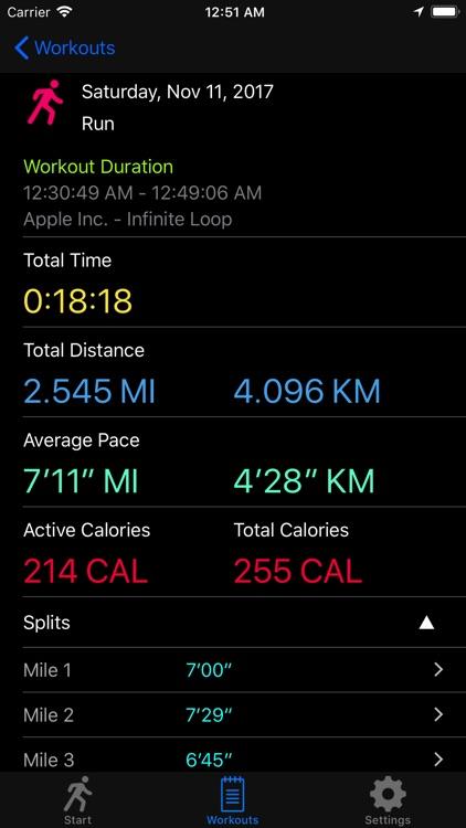 Outdoor Run++ screenshot-4