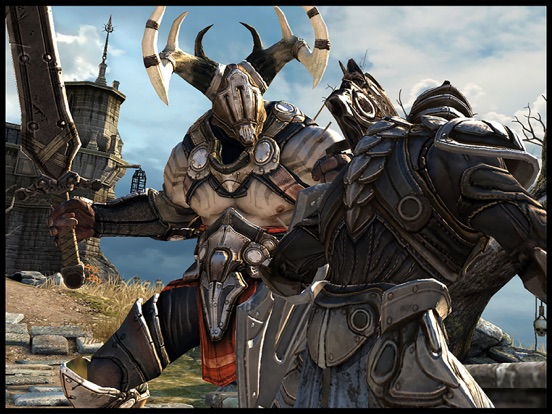 Screenshot #2 for Infinity Blade