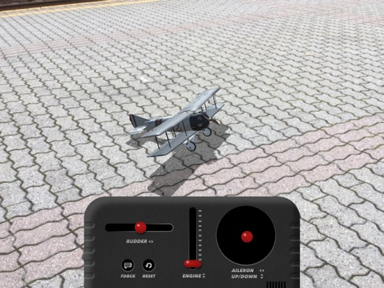 AR Airplanes для iPad