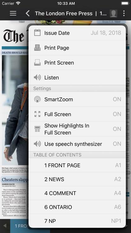 London Free Press ePaper screenshot-3
