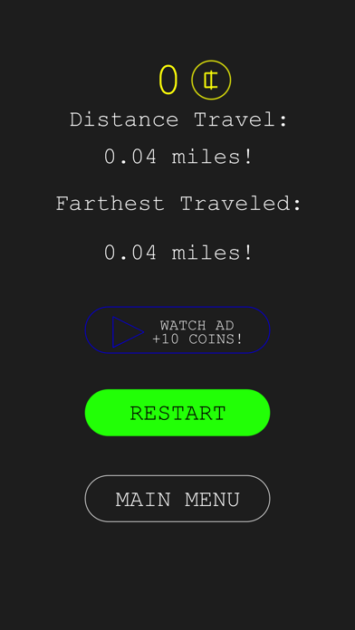 Distanze screenshot three