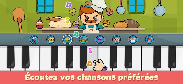 Piano Jeux Pour Bebe Et Enfant Dans Lapp Store
