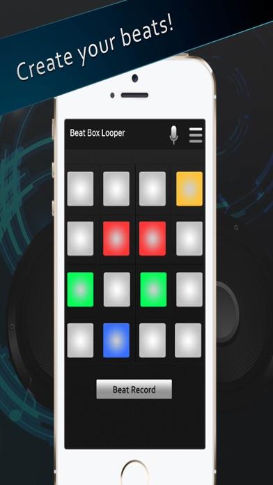 Looper Beat Box Maker iOS Application Version 1 2 - iOSAppsGames