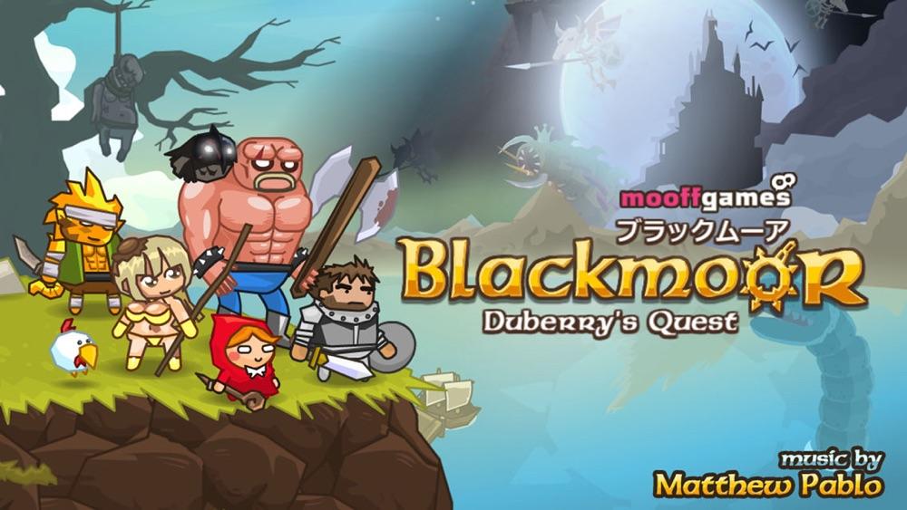Blackmoor – Duberry's Quest Cheat Codes