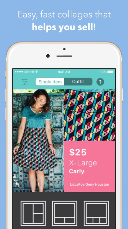 Collage For LuLaRoe By Sync Mobile