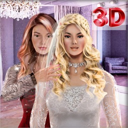 3D Wedding Salon Bride Makeup