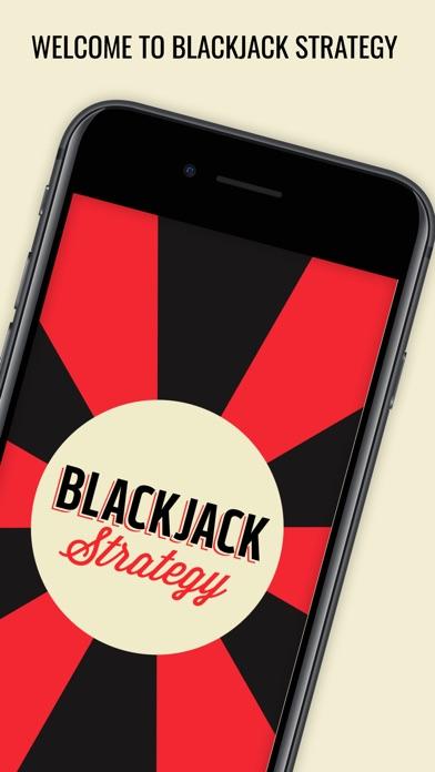 Blackjack Strategy Practice Screenshot