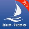 Lake Balaton GPS Chart pro