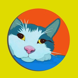 Drawing And Paint Cat Page Coloring Book