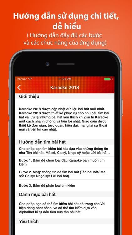 Karaoke 2019 - Karaoke Vietnam screenshot-4