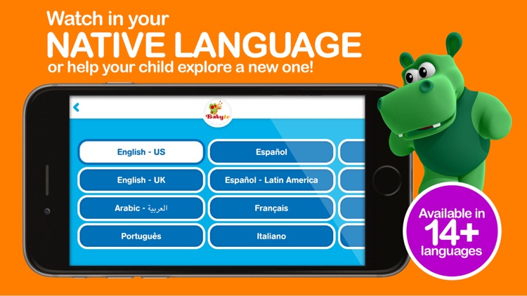 Baby TV Legacy app screenshot-3