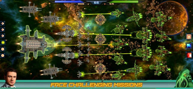 Armada Commander Screenshot