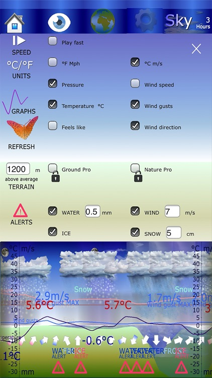 ShareWeather Sky screenshot-3
