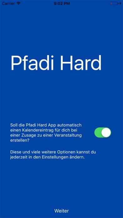 Pfadi HardScreenshot von 1