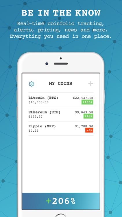 Crypto Tracker & Price Alerts