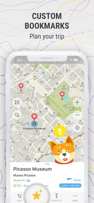 MAPSME Offline Map Nav on the App Store