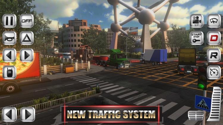 Euro Truck Evolution (Sim) screenshot-4
