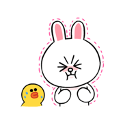 LINE FRIENDS Cute and Soft