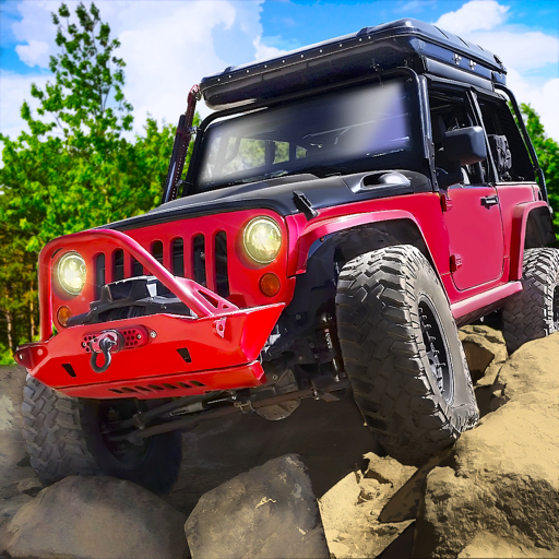Rock Crawler: Offroad Driving
