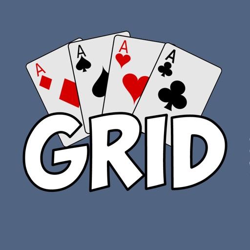 Grid Card Game