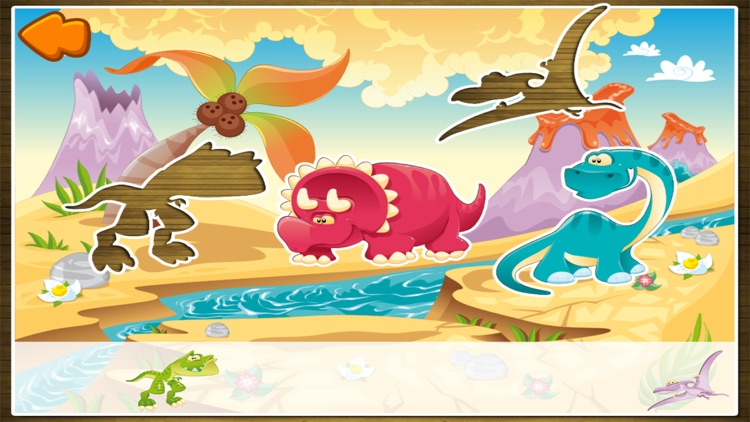 kids animal puzzle - game screenshot-3
