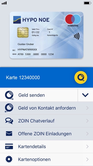 HYPO NOE PLUS AppScreenshot von 5