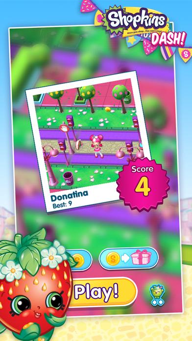 Shopkins Dash! screenshot 3