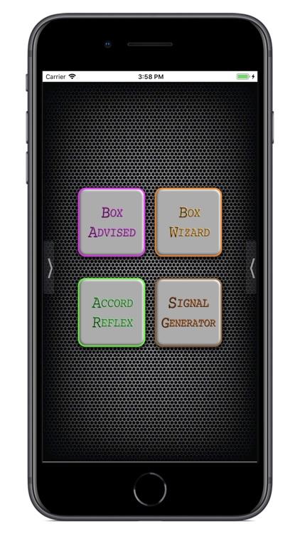 BassBox Reflex Pro screenshot-0