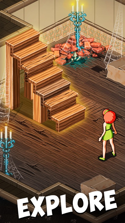 Ghost Town Adventures: Puzzle screenshot-3