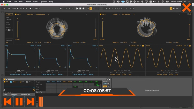Wavetable Explored For Ableton screenshot-2