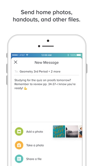 Remind school communication on the app store remind school communication on the app store altavistaventures Gallery
