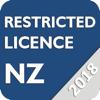 Lets Get Legal NZ - Restricted Licence NZ artwork
