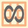 無限クロスワード - iPhoneアプリ