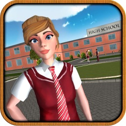 Virtual High School Girl