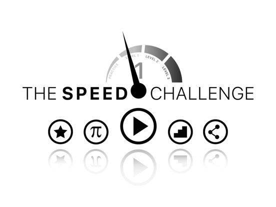 The Speed Challenge на iPad