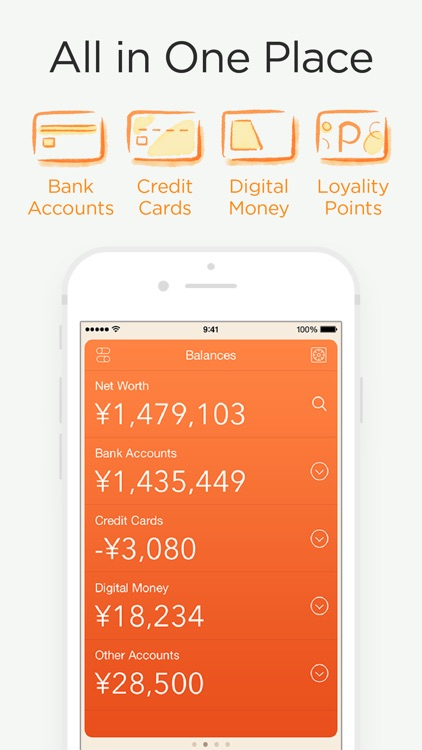 Moneytree - Finance Made Easy screenshot-1