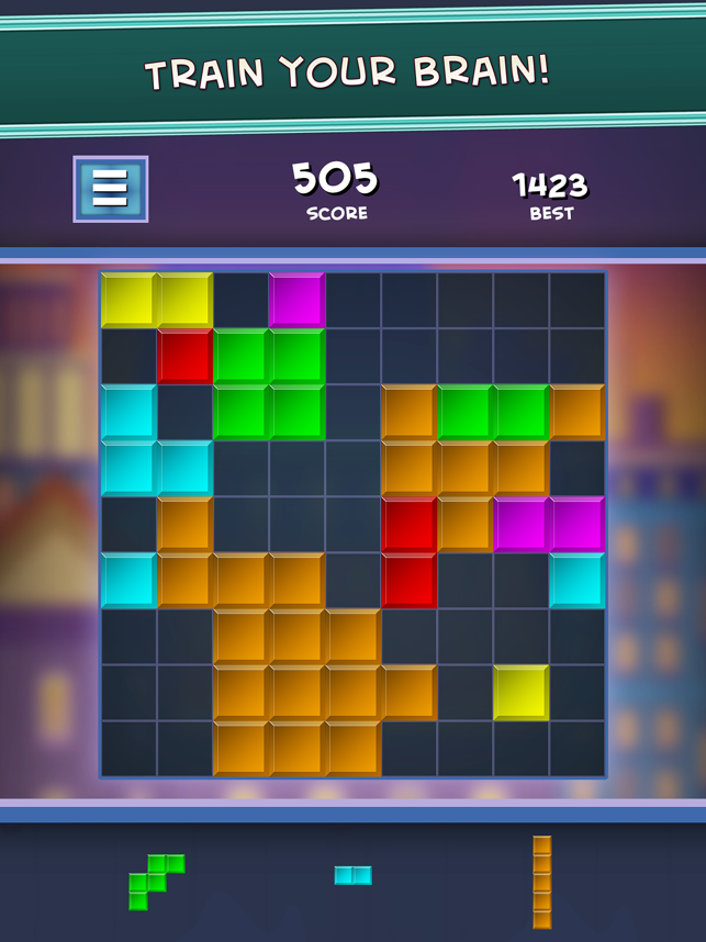 Blox Shock released for iOS - Fun and Addictive Puzzle Game Image