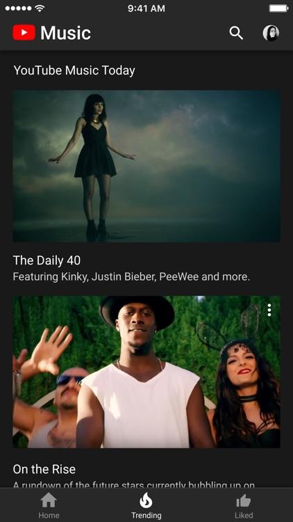 YouTube Music screenshot-3