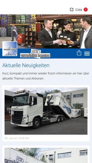 Getränke Robers GmbH im App Store