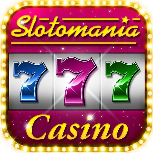 Slotomania: Vegas Slots Casino application logo