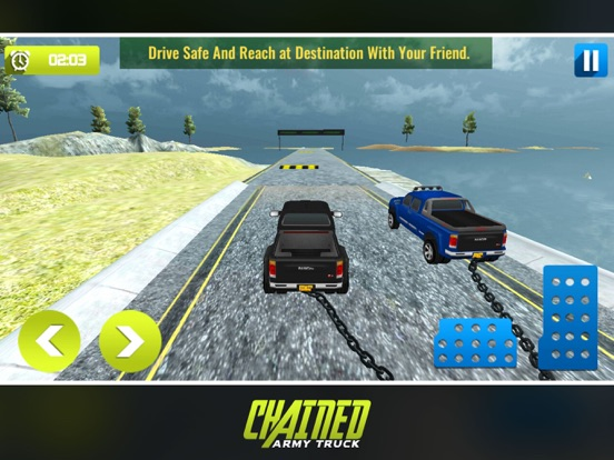 Chained Army Truck Driver screenshot 6